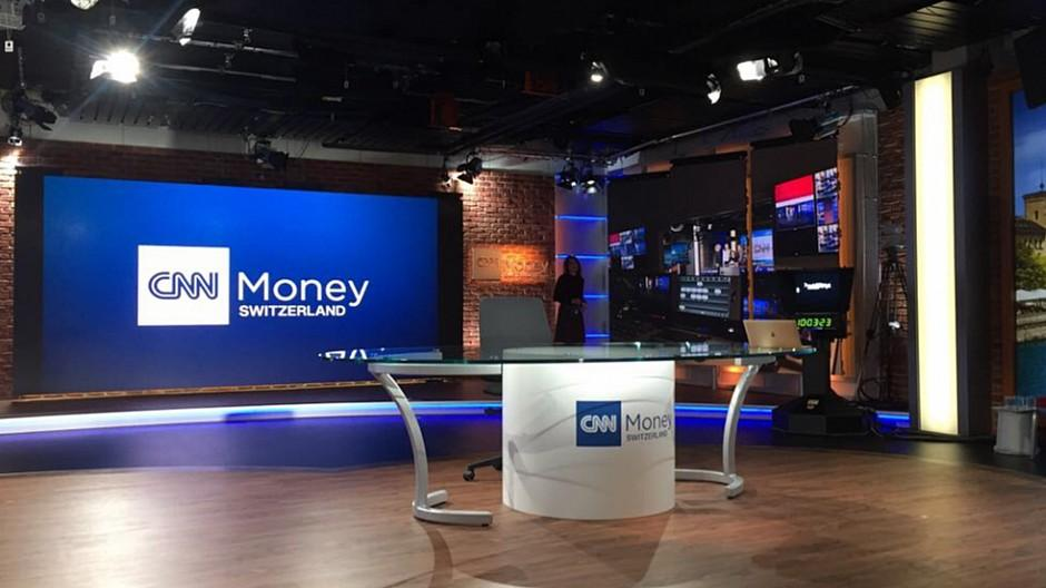CNNMoney Switzerland Designated as Digital Future Board Room Host