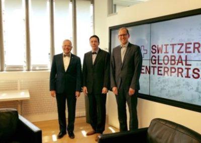 European Chamber of Digital Commerce - Swiss Global Enterprise